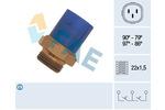 Przełącznik termiczny wentylatora chłodnicy FAE 38170 FAE 38170