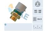 Przełącznik termiczny wentylatora chłodnicy FAE 38350