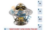 Termostat układu chłodzenia FAE 5302487 FAE 5302487