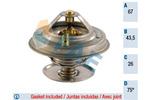Termostat układu chłodzenia FAE 5305875 FAE 5305875