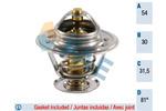 Termostat układu chłodzenia FAE 5306681 FAE 5306681