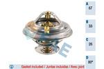 Termostat układu chłodzenia FAE 5307280 FAE 5307280