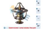 Termostat układu chłodzenia FAE 5322582 FAE 5322582