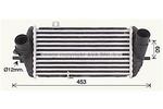Chłodnica powietrza doładowującego - intercooler AVA QUALITY COOLING HY4468 AVA QUALITY COOLING HY4468