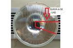 Zestaw, reflektor ASHIKA 09-00-006 ASHIKA 09-00-006