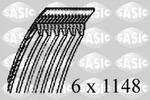 Pasek klinowy wielorowkowy SASIC 1770014 SASIC  1770014