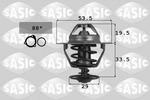 Termostat układu chłodzenia SASIC  3306038