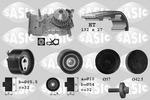 Zestaw paska rozrządu + pompa wody SASIC 3904011