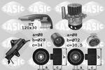 Zestaw paska rozrządu + pompa wody SASIC 3906025