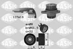 Zestaw paska rozrządu + pompa wody SASIC 3906054