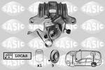 Zacisk hamulcowy SASIC 6506010 (Oś tylna strona lewa)