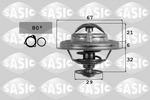 Termostat układu chłodzenia SASIC 9000087 SASIC 9000087