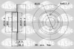 Tarcza hamulcowa SASIC  9004217J (Oś przednia)