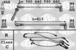 Przewody zapłonowe - zestaw SASIC  9286080