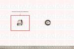Rolka napinacza paska rozrządu FAI AUTOPARTS  T9258
