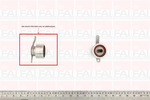 Rolka napinacza paska rozrządu FAI AUTOPARTS  T9416