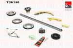 Zestaw łańcucha rozrządu FAI AUTOPARTS  TCK160