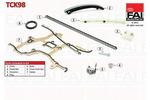 Zestaw łańcucha rozrządu FAI AUTOPARTS  TCK98