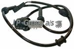 Czujnik prędkości obrotowej koła (ABS lub ESP) JP GROUP 1197102100 (Oś tylna)