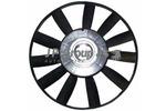 Silnik elektryczny wentylatora chłodnicy JP GROUP 1199101200 JP GROUP 1199101200
