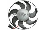 Silnik elektryczny wentylatora chłodnicy JP GROUP 1199101980 JP GROUP 1199101980