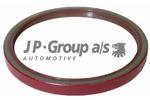 Pierscień uszczelniający wału korbowego JP GROUP 1219500400