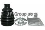 Zestaw osłony przegubu napędowego JP GROUP 1243601010 (Oś przednia)