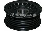 Rolka kierunkowa, prowadząca paska klinowego zębatego JP GROUP 1318300400 JP GROUP 1318300400
