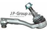 Końcówka drążka kierowniczego poprzecznego JP GROUP 1444601880