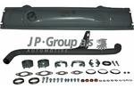Układ wydechowy JP GROUP JOPEX 8120001210 (w środku)
