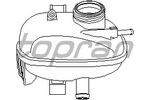 Zbiorniczek wyrównawczy płynu chłodzącego TOPRAN 206 671 TOPRAN 206671