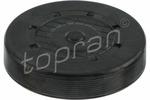 Zatyczka, osie dźwigienek zaworowych - otwór montażowy TOPRAN 700144