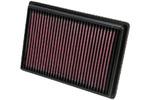 Filtr powietrza K&N FILTERS  33-2476