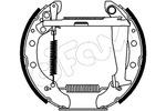 Szczęki hamulcowe - komplet CIFAM  151-158 (Oś tylna)