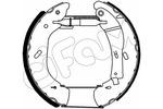 Szczęki hamulcowe - komplet CIFAM  151-271 (Oś tylna)