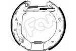 Szczęki hamulcowe - komplet CIFAM  151-285 (Oś tylna)