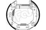 Szczęki hamulcowe - komplet CIFAM  151-314 (Oś tylna)