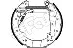 Szczęki hamulcowe - komplet CIFAM  151-388 (Oś tylna)