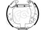 Szczęki hamulcowe - komplet CIFAM  151-396 (Oś tylna)