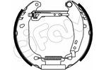 Szczęki hamulcowe - komplet CIFAM  151-401 (Oś tylna)