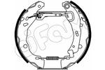 Szczęki hamulcowe - komplet CIFAM  151-437 (Oś tylna)