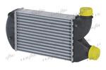 Chłodnica powietrza doładowującego - intercooler FRIGAIR 0704.3017 FRIGAIR 0704.3017
