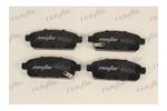 Klocki hamulcowe - komplet FRIGAIR  PD07.501 (Oś tylna)