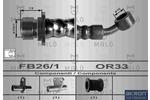 Przewód hamulcowy elastyczny MALŇ 80022 MALŇ 80022