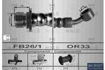 Przewód hamulcowy elastyczny MALŇ 80024 MALŇ 80024