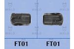 Sprężyna gazowa pokrywy bagażnika AKRON-MALÒ 127377 AKRON-MALÒ 127377