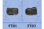Sprężyna gazowa pokrywy bagażnika AKRON-MALÒ 127513 AKRON-MALÒ 127513