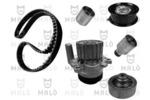 Zestaw paska rozrządu + pompa wody MALŇ W141250S
