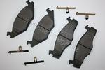 Klocki hamulcowe - komplet AUTOMEGA 316980151191G AUTOMEGA 316980151191G