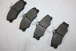 Klocki hamulcowe - komplet AUTOMEGA 316980151251F